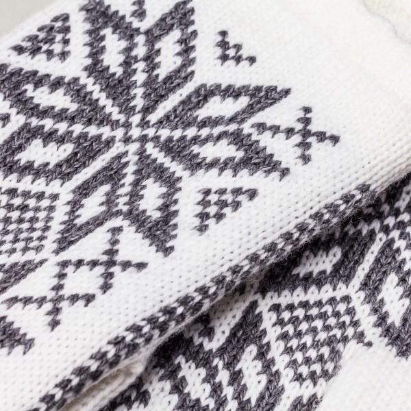Bonne Unisex Winter Pure Merino Wool Mitt