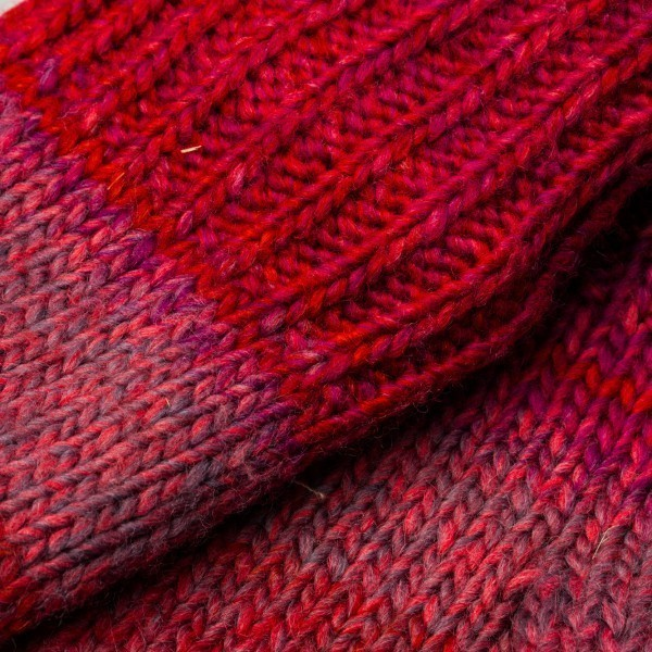 Pagliaccio Unisex Winter Merino Wool Blend Mitt