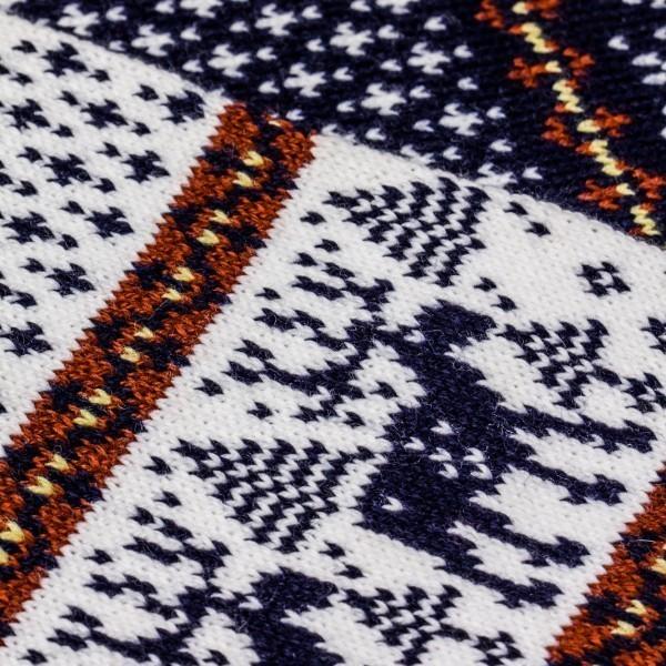 Deerbon Unisex Pure Merino Wool Scarf