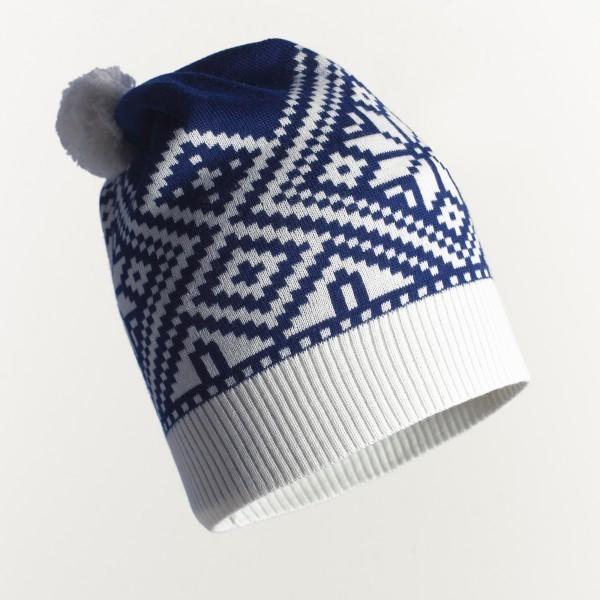 Nordstar Unisex Pure Merino Wool Bobble Hat