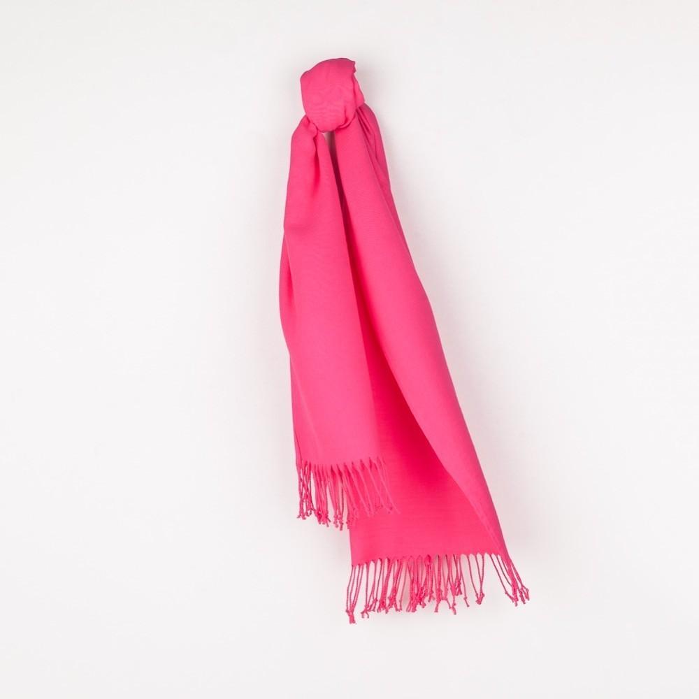 Pink Pashmina Shawl