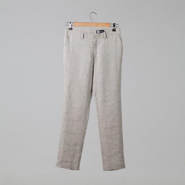 Natan linast kangast mugavad püksid naturaalne