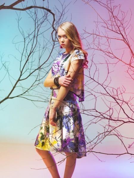 Lika Top & Katarina Skirt