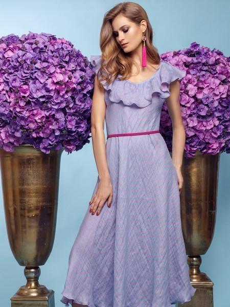 Paula linen dress