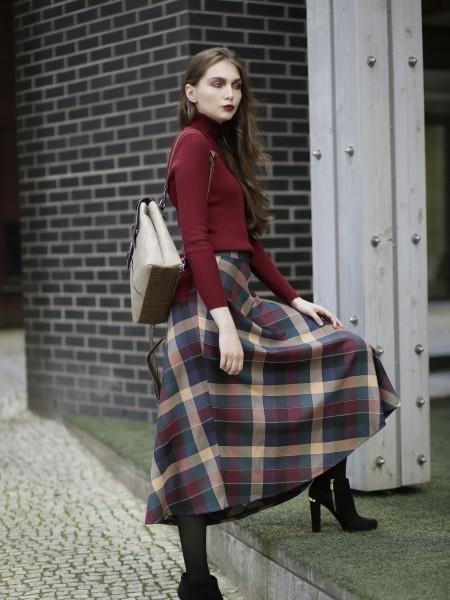 Pullover Felina and skirt Agneta