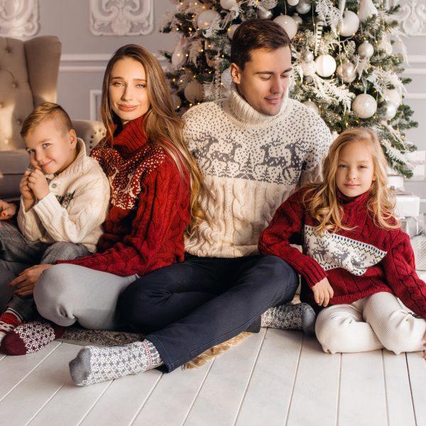 Silvester wool blend sweater beige