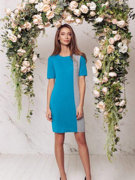 Linen viscose dress Filipa