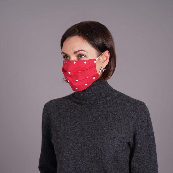 Reusable Linen Masks
