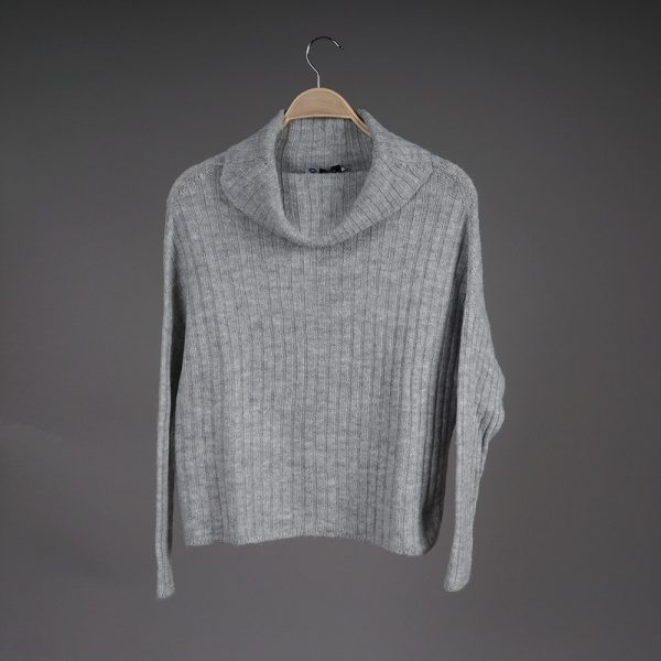 Dolores wool gray pullover