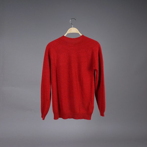 Milica wool red pullover